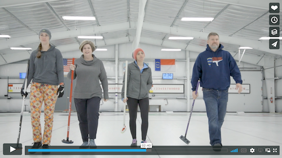 Best-Kept Secrets in the Triangle: Triangle Curling Club